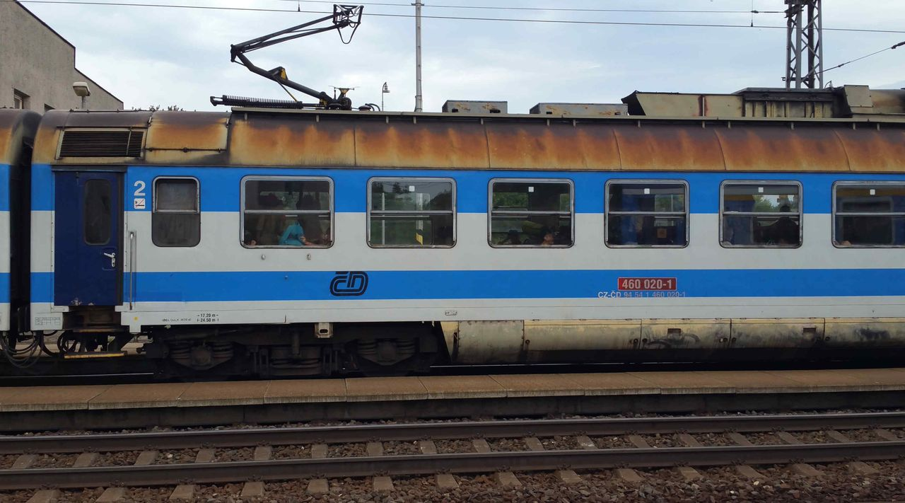 Popis vozu 460
