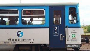 Vagon žady 810