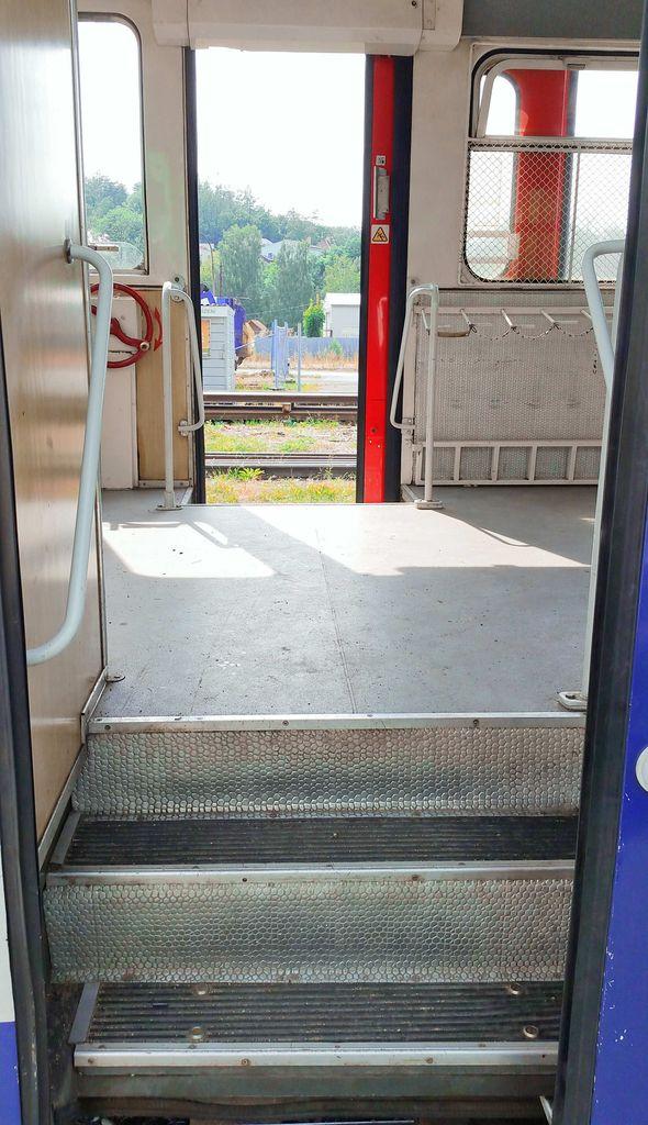 Dveře vozu BDtax 782