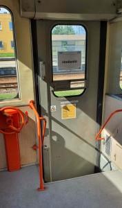 Dveře vozu 785 Bdtax