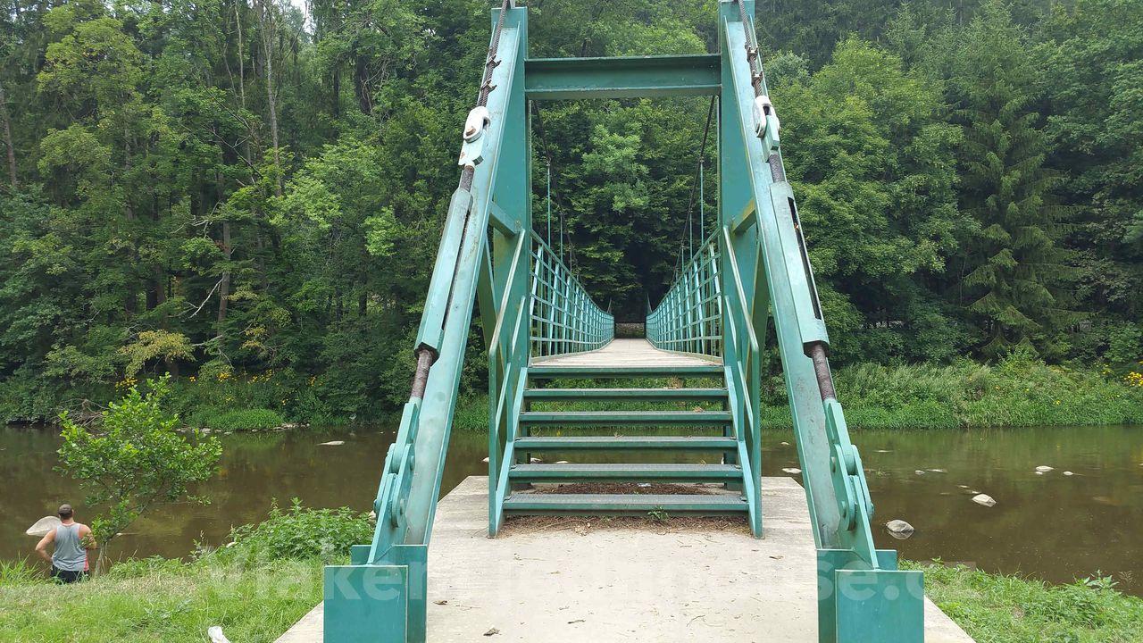 Stvořidla most na nádraží