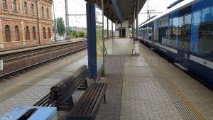 Train station Suchdol nad Odrou