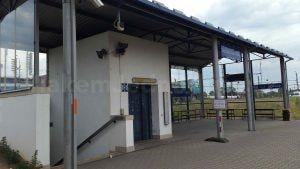 Suchdol nad Odrou train station