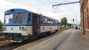 Suchdol nad Odrou, 5.nástupiště - budišovské