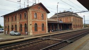 Suchdol nad Odrou station