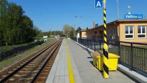 Stanice Valtice město