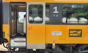 Dveře vozu Amz 19-90
