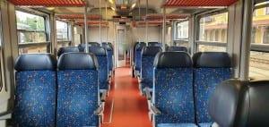 Ulička vozu 843