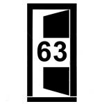 Dveře 63