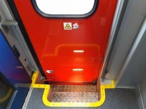 Dveře vozu ARmpee 829