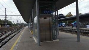 Karlovy Vary horní nádraží