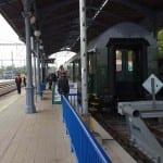 Jak vlakem do Karlových Varů