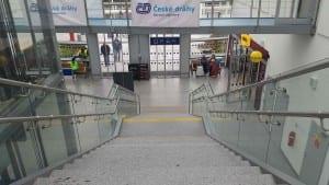 Karlovy Vary jak na nádraží