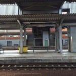 2.nástupiště v Ostravě-Kunčicích