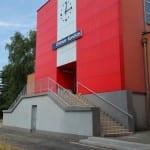 Červené nádraží v Kunčicích