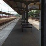Train station Ostrava - Kunčice