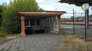 Podchod na nádraží Ostrava-Kunčice