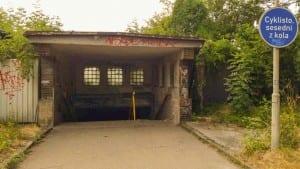 Ostrava - unčice podchod na nádraží