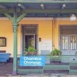 Prostějov místní nádraží