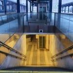 Žďár n.Sázavou podchod pod nádražím