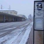 Autobusové nádraží Žďár nad Sázavou