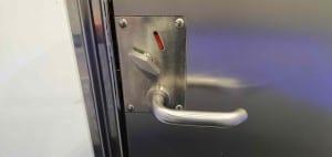 Záchod ve voze Bmpz 20-90