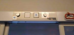 Jak ovládat klimatizaci ve vlaku Bmz 21 90