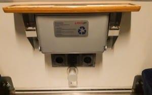 Ovládání klimatizace ve voze Bmz 29-90