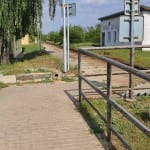 Train station Dyje