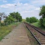 Na nádraží v Dyji