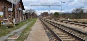 Luleč nádraží
