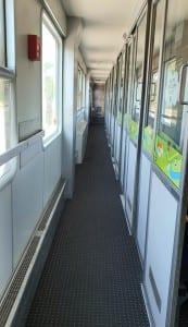 Chodba vozu Bmz 29 90