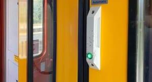 Mezivozové dveře Bmz 29 90