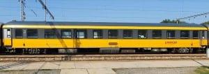 Vůz RegioJet Bmz 29 90