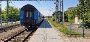 Šatov nádraží
