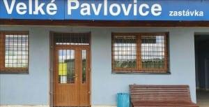 Velké Pavlovice zastávka