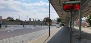 Znojmo autobusové nádraží