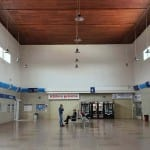 Znojmo nádraží hala