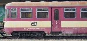 Dveře vozu Btx 763