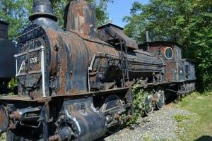 Parní vlaky Strasshof