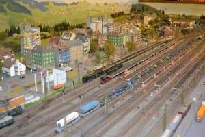 Modelové kolejiště Strasshof
