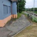 Train station Pouzdřany
