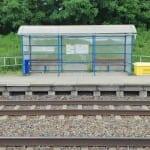 Pouzdřany - train station