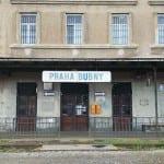 Train station Praha-Bubny