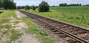 Popis nádraží v Přibicích