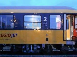 Popis vozu RegioJet (RJ) Bcmz 50-91