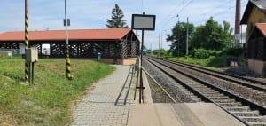Kudy na vlak Cerhenice
