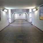 Podchod pod nádražím v Havířově