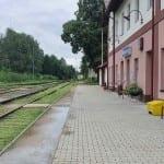 Popis nádraží Majdalena