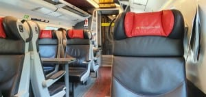Train Pendolino 081